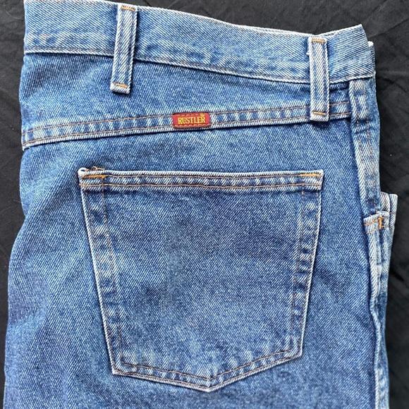 Men's Rustler Jeans
